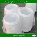 Désinfectant déshydratant de dioxyde de chlore pour la désinfection hospitalière