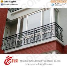 Wrought Iron Fence/Iron Balcony Railings/Aluminium Material Railing/Iron Material Fence