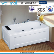 Simple Looked Apron Acrylic Massage Jacuzzi Bath Tub