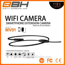Wifi-Erweiterung Smartphone Mini-Pinhole-USB-Inspektionskamera