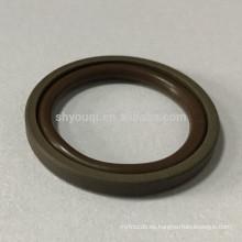 SPGO Pigmented PTFE + NBR O ring parts / Glyd ring / FXMD Alta abrasión SPGO piston oil seal