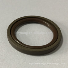 SPGO Pigmented PTFE+NBR O ring parts /Glyd ring/ FXMD High abrasion SPGO piston oil seal