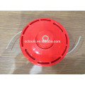 brush cutter spare parts red trimmer head nylon trimmer head for 1E40F-5A brush cutter