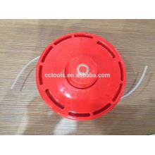 Cortador de escova de peças de reposição cabeça do aparador de nylon cabeça de corte vermelho para 1E40F-5A cortador de escova