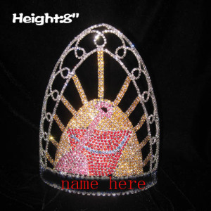Crystal Summer Sun Beach Pageant Crowns