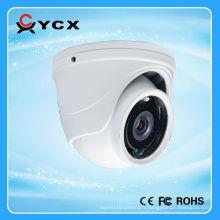 Lentille fixe OSD 10-15 mètres ir distance original sony ccd mini poe caméra de sécurité