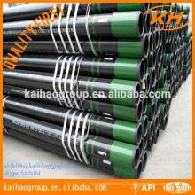 API 5CT tubulure d'huile BTC 6 5/8 '' N80 Chine KH