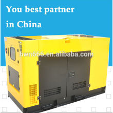promotion price with canopy single phase generator 8kw 10kva