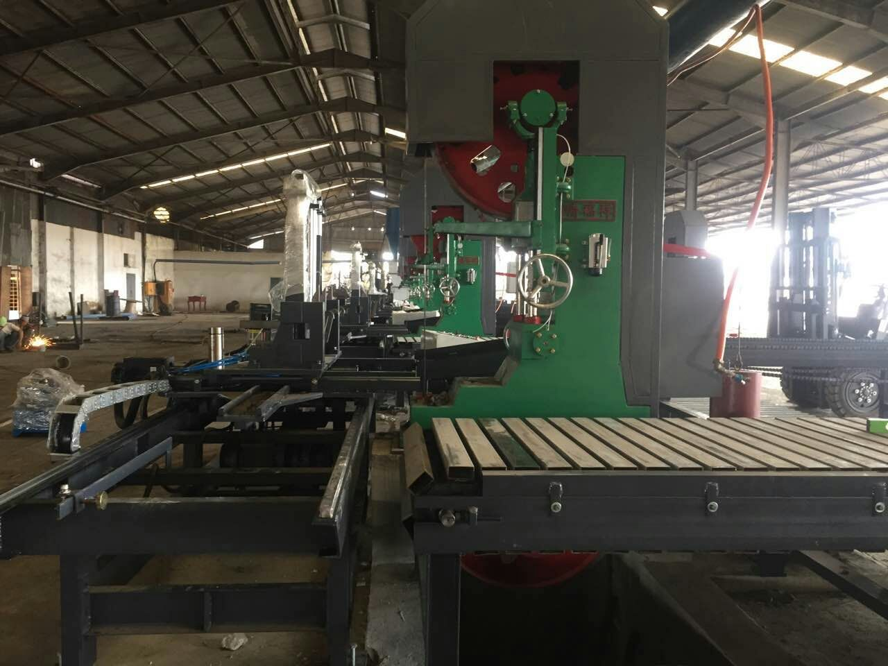High Precision Wood Working Carriage