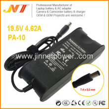 High Quality Replacement Laptop Adapter For Dell Pa-10 Pa10