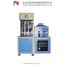 water bottle blow molding machine with semi-automatic