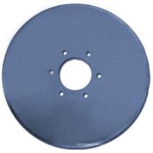 510x5 plain or flat plough disc blade