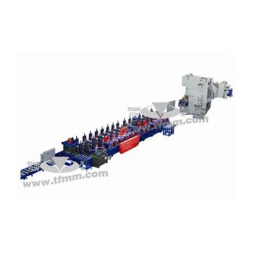 Placa de Pedal Punzonadora de Producción Automática