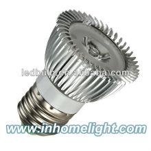 1W E27 светодиодные лампы привели лампы