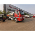 18000Liters Oil tanker truck 6x4 type للبيع