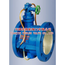 Mirco Resistance Slow Closing Butterfly Check Valves (H77X-10/16)