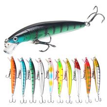 wholesale spinning super fishing baits accessories soft plastic artificial fishing lure minnow