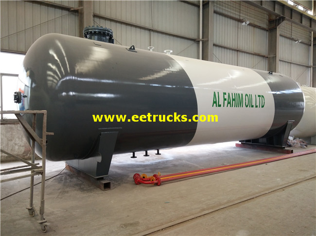Horizontal LPG Tanks