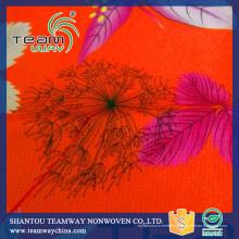 Service d'impression pour le tissu en tissu polyester