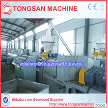 Chemical industry pvc pipe production machine/pvc pipe making machine price/plastic pvc extruder line