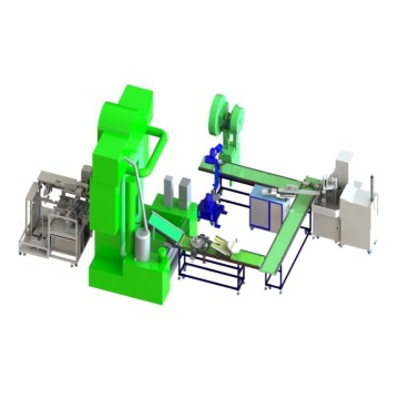 Six axis robots arm for plastic injection molding