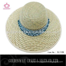 Newest designed summer straw hat for women