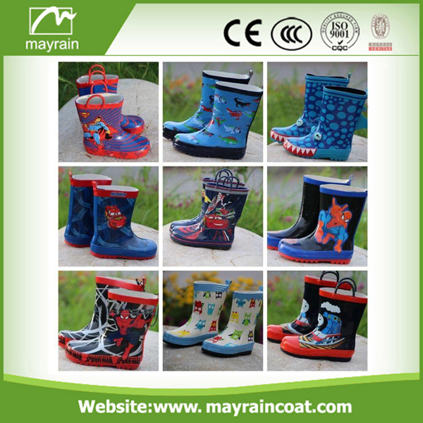 Waterproof Rubber Rainboot