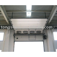 insulated industrial door