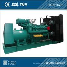 США Технология Googol V16 Engine Silent 1500kVA 1200 кВт дизель-генератор