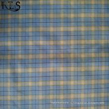 100% хлопок Поплин тканые Пряжа Покрашенная ткань для рубашки/платье Rls40-35po