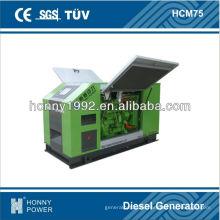 Honny Power Silent Generator Set 60Hz 70kVA
