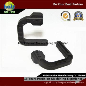 Fotografische CNC-Ersatzteil-Gewohnheit CNC-Aluminiumbearbeitungsteile
