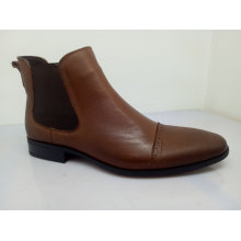 Elastic Band Mens Ankle Boots (NX 532)