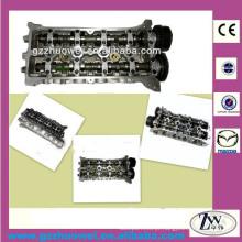 Motor MAZDA 2 Cabeça de cilindro para peças ZJ20-10-01XB, ZJ20-10-01X