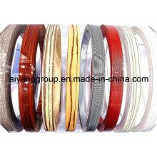 Faixa contínua de borda de PVC para móveis da província de Shandong
