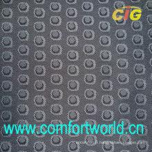 Tissage Jacquard collage tissu Auto pour Auto