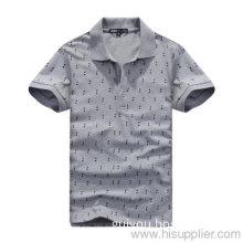 Hot Fashion Men's Business Short-sleeved Shirt