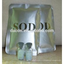 superoxyde dismutase SOD