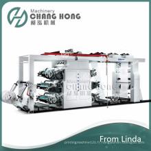 Machine d'impression flexographique d'impression de sac de riz