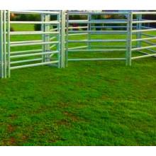 Paneles de valla de caballo del ganado del ganado de costo-efectivo modificados para requisitos particulares de la fábrica de China