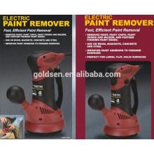 350w 115mm Power Bench Grinding Sander Machine électrique pour la peinture anti poussière au sol