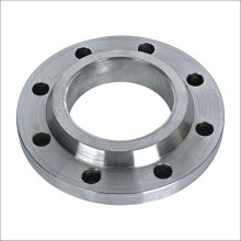 316L ANSI B16.5 Forged Stainless Steel Slip On Hub Flange