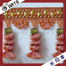 Curtain Tassel and Trims for curtain Tapestry and sofa cushion,Curtain Fringe