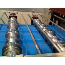 Dachziegel-Profiliermaschine, Walzenformmaschine