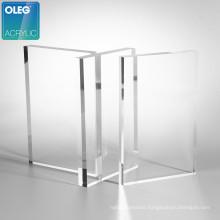 OLEG clear plexiglass perspex acrylic plate transparent acrylic sheet