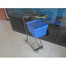 Einkaufswagen-Warenkorb-Supermarkt-Korb-Laufkatze