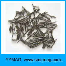 Parylene coated mini bar magnet micro magnet