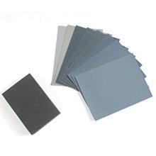 Bande abrasive abrasive d'oxyde d'aluminium de 60 * 120mm