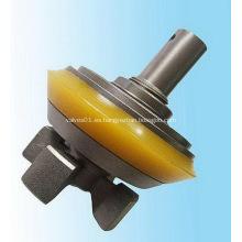 Cuerpo de válvula de aleación de acero y asiento de válvula