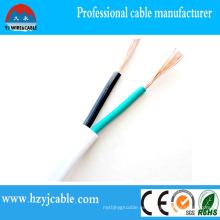 OFC cable flexible flexible de la envoltura del cable del puerto de Shangai